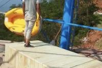 漂流船回收